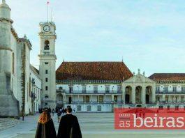 Universidade de Coimbra regista menos 81% de turistas no primeiro semestre
